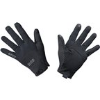 GORE C5 GORE-TEX INFINIUM Gloves - Black, Full Finger