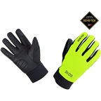 GORE C5 GORE-TEX Thermo Gloves - Neon Yellow/Black