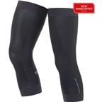 GORE C3 WINDSTOPPER Knee Warmers - Black