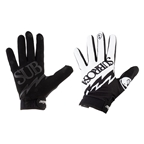 The Shadow Conspiracy Conspire Speedwolf Gloves, Black/White