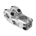 "Alienation Vault Threadless BMX Stem, 53mm, 22.2 x 1-1/8"", Silver"