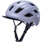 Kali Protectives Traffic Helmet - Solid Matte Gray, Large/X-Large