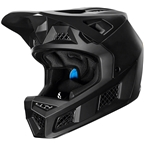 Fox Racing Rampage Pro Carbon Full Face Helmet - Matte Black, Medium