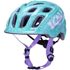Kali Protectives Chakra Child Helmet - Sprinkles Mint, Children's, X-Small