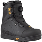 45NRTH Wolvhammer Cycling Boot: BOA Closure, Black