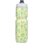 Salsa Purist Insulated Water Bottle - 23oz, Gravel Story, Yellow