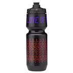 Salsa Purist Water Bottle - 26oz, For The Love Of Dirt, Navy