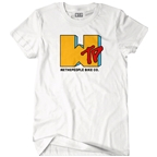 We The People WTV T-Shirt - White
