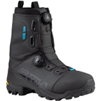 45NRTH Wolfgar Cycling Boot: BOA Closure, Black