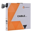 Ciclovation Galvanized Steel MTB Brake Cables, Box of 100, 1.6mm, 1700mm