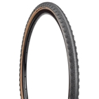 Teravail Washburn Tire - 700 x 38, Tubeless, Folding, Tan, Durable