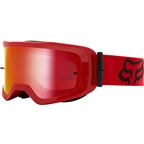Fox Racing Main Stray Goggles with Spark Lens - Flame Red, One Size