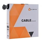 Ciclovation Advanced ISS Stainless Slick Brake cable, 1.5mm, Road, Shimano, 1700mm, Box of 100