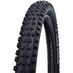 Schwalbe Magic Mary Tire - 26 x 2.6, Tubeless, Folding, Black, Evolution, Super Downhill, Addix Ultra Soft
