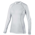 Craft Active LS Crew Base Layer, White