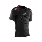 Leatt AirFlex Stealth Body Armor Tee, Black