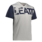Leatt MTB 2.0 Jersey, Steel Gray