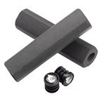 Wolf Tooth Components Mega FatPaw Cam 11.5mm Thick Grip Set, Black