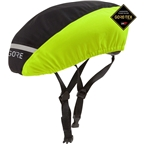 GORE C3 GORE-TEX Helmet Cover - Neon Yellow/Black, Large