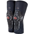 G-Form Pro-X2 Knee Pads - Black Embossed, X-Small