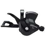 Shimano Deore SL-M4100-R Right Shift Lever - 10-Speed, RapidFire Plus, Optical Gear Display, Black