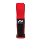 All Mountain Style Velcro Strap, Red