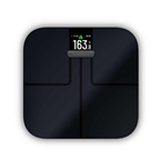 Garmin Index 2 Smart Electronic Scale, Black