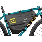 Apidura Full Frame Pack Expedition, XS 6 Liter, Gray/Black
