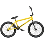 """We The People Justice BMX Bike - 20.75"""" TT, Matte Taxi Yellow"""