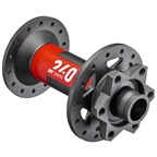 DT Swiss 240 Front Hub - 15 x 110mm, 6-Bolt Disc, 32h, Black/Red