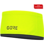 GORE M WINDSTOPPER(r) Headband - Neon Yellow, One Size