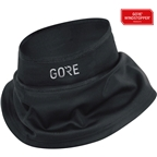 GORE M WINDSTOPPER(r) Neck and Face Warmer - Black, One Size