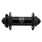 Origin8 FB-1110 Elite Front Fat Bike Hub, QR x 135mm, 6-Bolt, 32H, Black