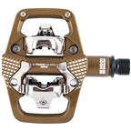 LOOK X-TRACK EN-RAGE PLUS Pedals - Dual Sided Clipless with Platform