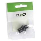 EVO Adjuster barrel, M10 x 27, Black