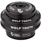 Wolf Tooth Performance Headset - EC34/28.6 Upper, 16mm Stack, Black