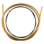 Box One Linear Brake Cable, 1.5 x 2000mm, Gold