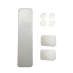 Bike Armor Tough Dome Road Shield Protector- Clear Kit