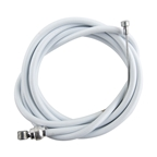 Sunlite Galvanized Road Brake Cable with Housing, 5 x 1650mm, White