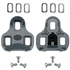 LOOK KEO GRIP Cleat - 4.5 Degree Float, Gray
