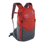 EVOC Ride 12 Hydration Bag, 12L, Chili Red/Carbon Gray