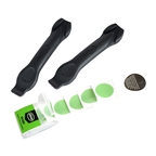 Slime SKABS Self Adhesive Patch Kit with Tire Levers