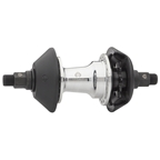 Eclat Seismic Cassette Hub - 9T, Right Side Drive, With Non-Drive Side and Drive Side Guards, Silver Polished