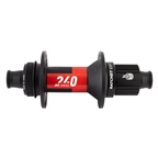 DT Swiss 240 MTB Rear Hub, 12TA x 148mm, 11-12s Micro Ratchet EXP, CL, 32H, Black