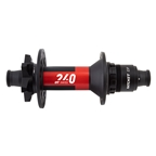 DT Swiss 240 MTB Rear Hub, 12TA x 157mm SuperBoost, 11-12s XD Ratchet EXP, 6-Bolt, 28H, Black