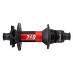 DT Swiss 240 MTB Rear Hub, 12TA x 157mm SuperBoost, 11-12s XD Ratchet EXP, 6-Bolt, 32H, Black