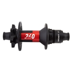 DT Swiss 240 MTB Rear Hub, 12TA x 148mm, 11-12s XD Ratchet EXP, 6-Bolt, 28H, Black