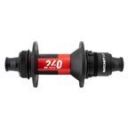 DT Swiss 240 MTB Rear Hub, 12TA x 148mm, 11 -12s XD Ratchet EXP, CL, 32H, Black