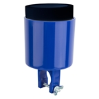 Pure Cycles Coldie Cup Holder, Blue