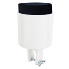 Pure Cycles Coldie Cup Holder, White